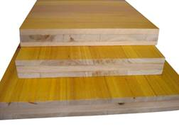 Three Ply Shuttering Plywood